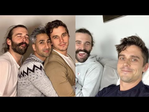 Queer Eye Cast Cutest Moments | Cosmopolitan UK