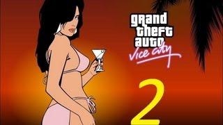 gTA Vice City прохождение серия 2 (Гольф клуб и ангелы хранители)