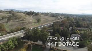 Drone Footage in Danville - DJI Phantom 3 Professional 4K