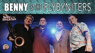 benny & the flybyniters ✯✯✯ drive-in barn #14