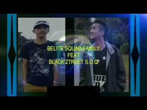 A-TAKUR BELITE SQUAD FAMILY Feat JOHPA BLACK'ZTREET S.O.Q - Cinta Palsu (Video Lyric)