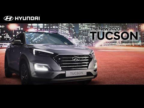 Hyundai | The New 2020 TUCSON | Unveil