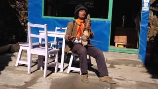 Resham phiriri 尼泊爾民謠