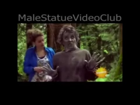 Basilisk Gets Petrified/Duct Tape Fixes Broken Statues - The Troop 3/4