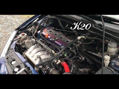 prb intake manifold swap on k20a3(rsx base) in depth video