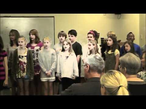 McCulloch Intermediate School 5th Grade Choir Performance