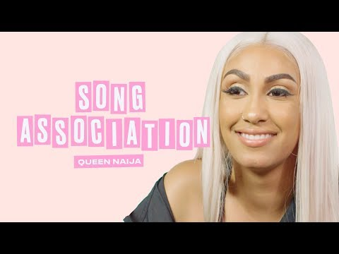 Queen Naija Sings Beyoncé, Rihanna, and More in a Game of Song Association | ELLE