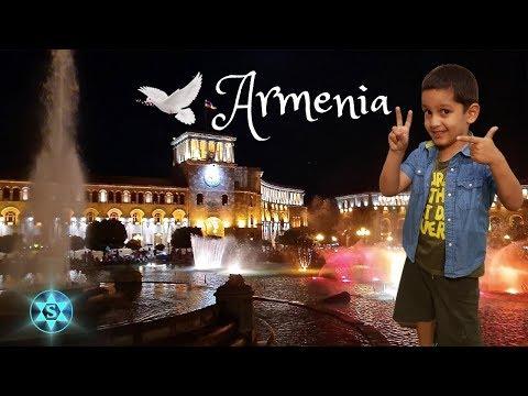 ARMENIA |EREVAN  2018 | СОЛОМОН, в GRAND CANDY |КАСКАД | Площадь Республики |Армянская церковь