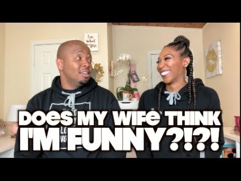 Does My Wife Think I'm Funny? | Love Hour