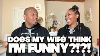 Video Does My Wife Think I'm Funny? | Love Hour download MP3, 3GP, MP4, WEBM, AVI, FLV Desember 2017