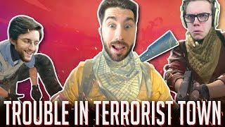 The Return of... TROUBLE IN TERRORIST TOWN!