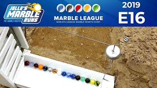 Marble Race: MarbleLympics 2019 FINAL: Sand Rally + Closing Ceremony