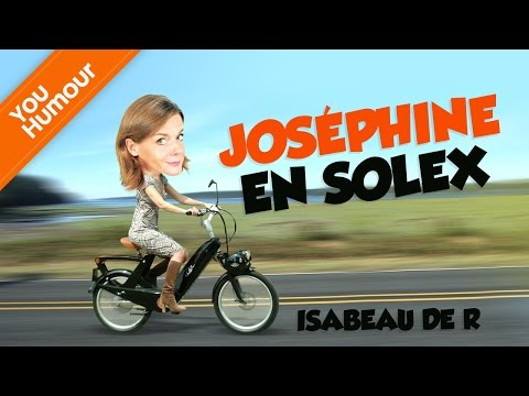 Isabeau de R, Joséphine 3 - Le solex
