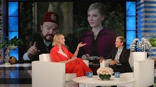 Oscar Winner Cate Blanchett is 'Deeply Uncool' in Her Household