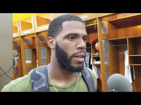 Cleveland Browns DB Briean Boddy-Calhoun defends his hit on Odell Beckham Jr.