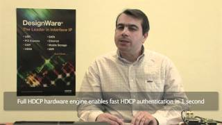 HDMI  Fast Switching Demonstration by Synopsys