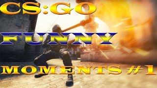 Funny Moments -Suspects (CS:GO, MONKEY GUN, BE AGGRESSIVE)