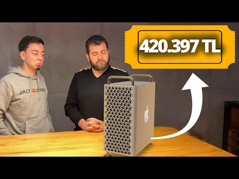 EVİ SATIP 420.000 TL'lik MAC PRO ALIYORUZ!