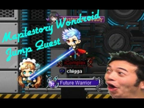 maplestory how to get wondroid