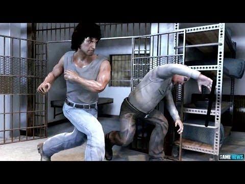 RAMBO THE VIDEO GAME Gameplay Trailer thumbnail