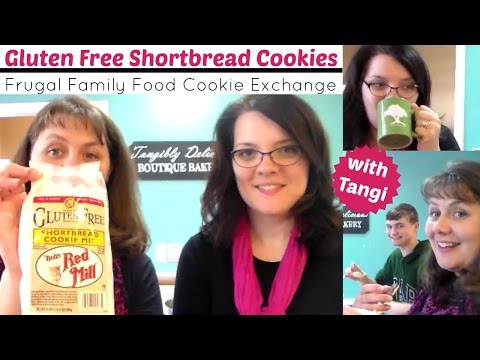 Bob's Red Mill Gluten Free Shortbread Cookies- Frugal Family Food