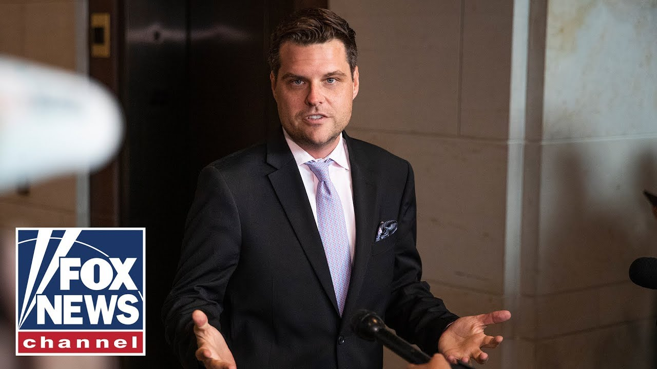 FOX News Matt Gaetz kicked out of impeachment inquiry hearing