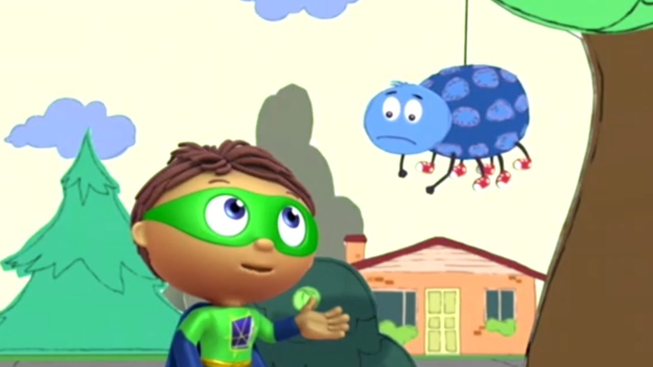 It's just a graphic of Eloquent Super Why Images