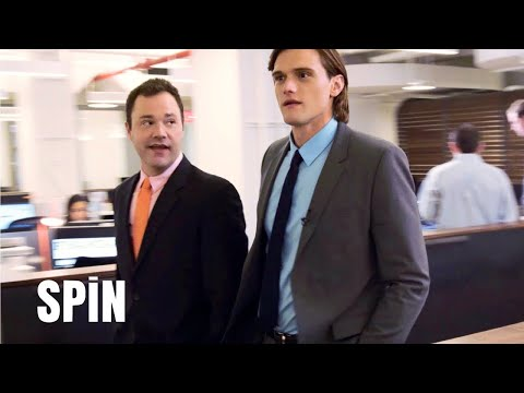 SPiN (feat. Hartley Sawyer) | Wall Street Short Film | Wilson Cleveland