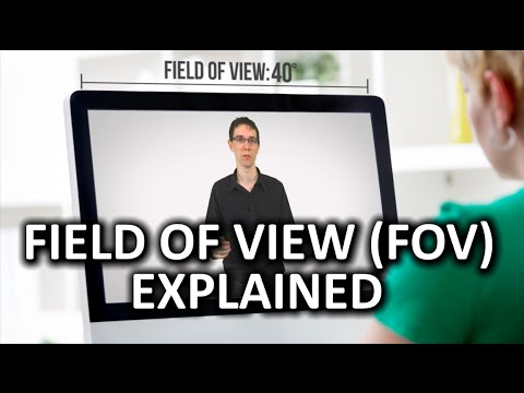 Field of View (FoV) in Video Games as Fast As Possible