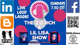 The Big Rich and Lil Lisa Show - S1E6  Spit Shines and Pee