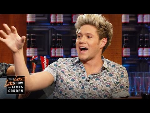 Niall Horan Has an Arsenal of Impressions