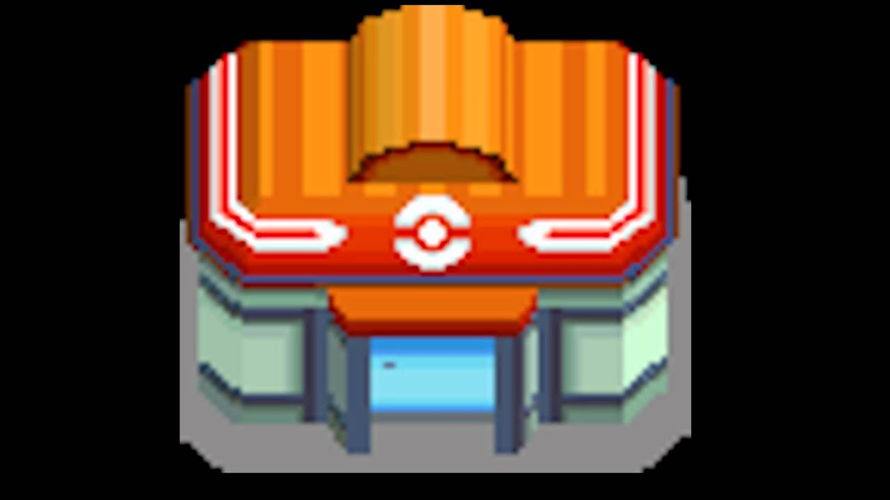 Pokemon Music All Pokemon Center Pokecenter Songs Youtube
