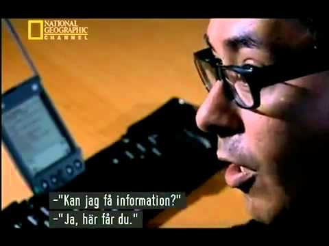 National Geographic Hacker - 2010 Documentary - Part (3/4)