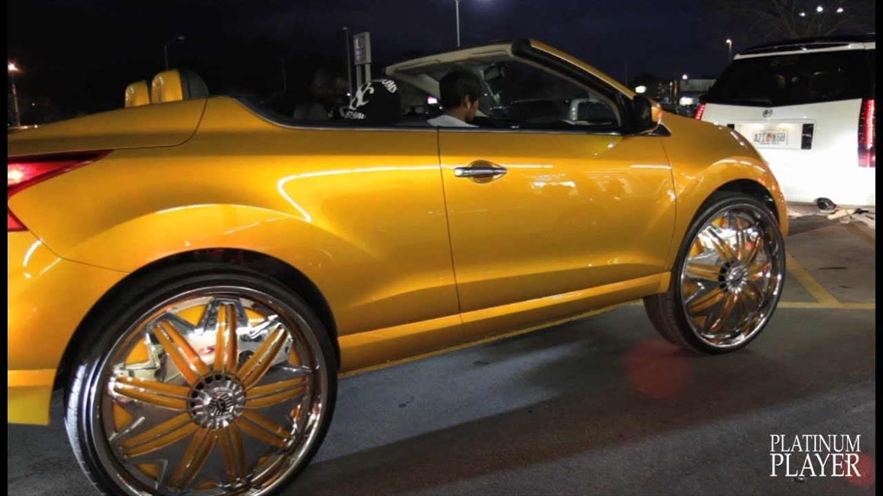 Candy Gold Murano Convertible On 30 S St Pete Youtube