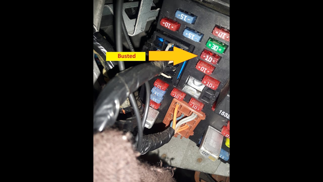2004 h2 fuse diagram diy fix heated power seat mirror compass not working hummer h2  mirror compass not working hummer h2