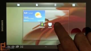 Samsung Galaxy Tab 2 7.0 video review