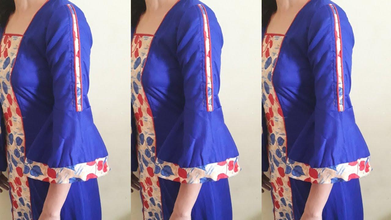Image result for Trendy umbrella sleeve pattern tutorial