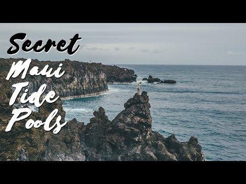 Secret Maui Tide Pools