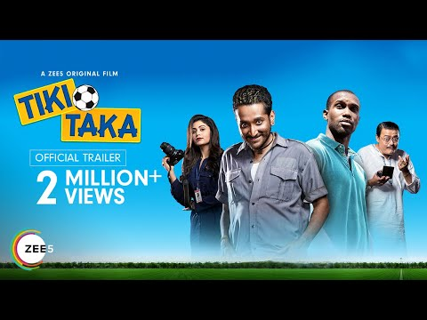 Tiki-Taka | Official Trailer | A ZEE5 Original Film | Premieres 11th Sep on ZEE5