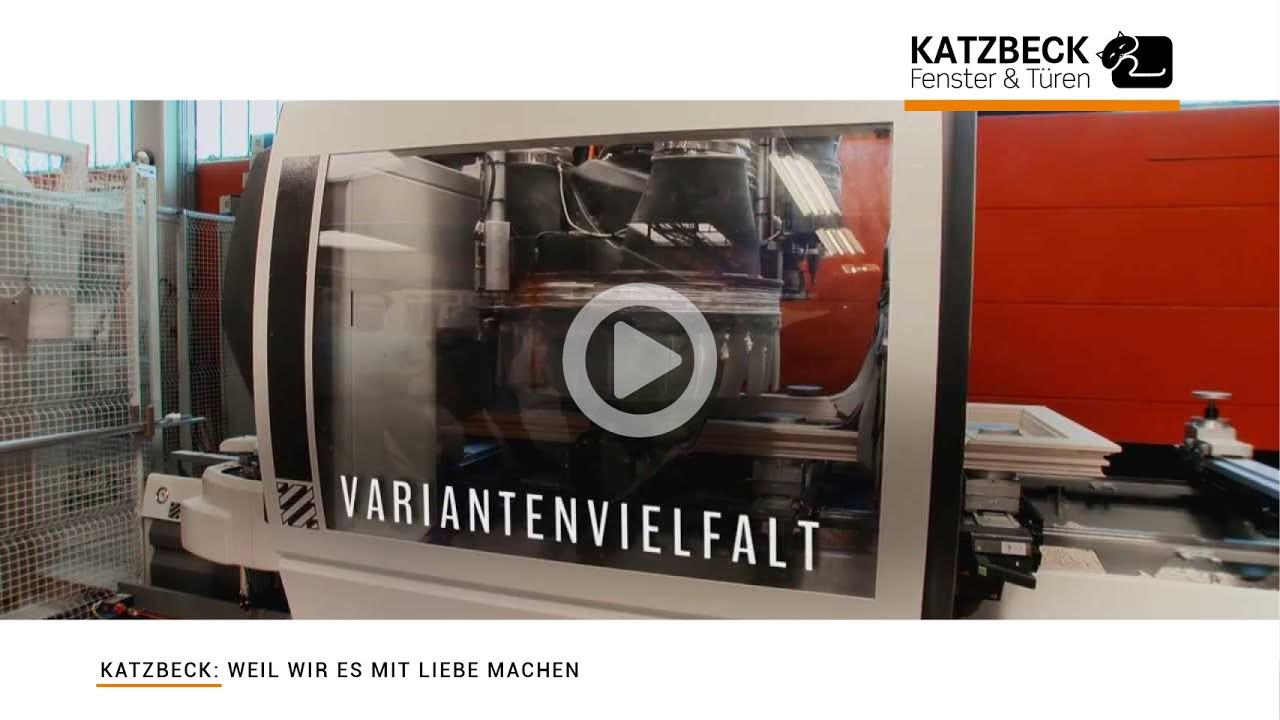 Holz alu fenster vorteile  KATZBECK: Kurzfilm über die Vorteile von HolzAlu-Fenster und -Türen ...