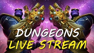 First New Dungeon Run! | Marvel Contest of Champions Live Stream