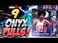 9 ONYX PULLS! NBA 2K15 ONYX PACK OPENING RECORD!