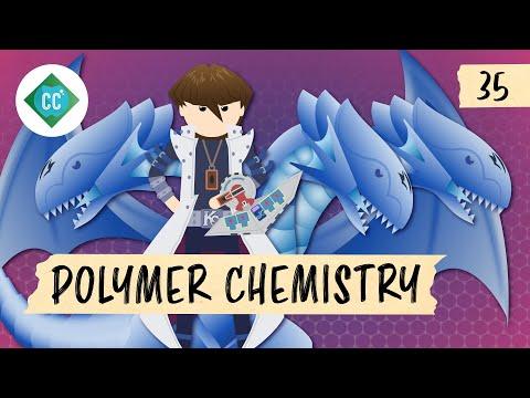 Polymer Chemistry: Crash Course Organic Chemistry #35