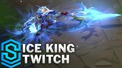 Ice King Twitch Skin Spotlight - League of Legends