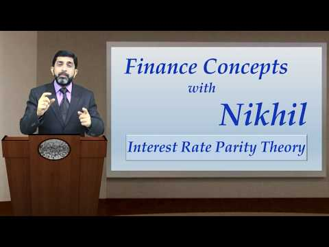 Interest Rate Parity Theory (Forex)   CA Final SFM (New Syllabus) Classes & Videos