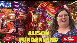 Alison Spittle's new shows - FM104's Strawberry Alarm Clock