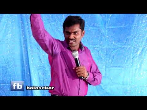 Tamil Christian Balasekar messages - Promo -Light Shine In Darkness