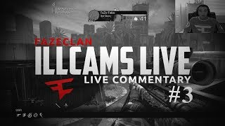 FaZe Apex: ILLCAMS LIVE - Episode #3 (CoD: Ghosts!)