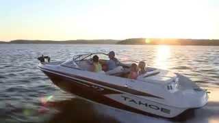 TAHOE Boats: 2015 Q7i SF Ski & Fish Boat