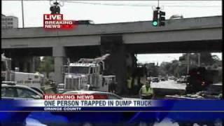 I-4 Opens After Dump Truck Crash